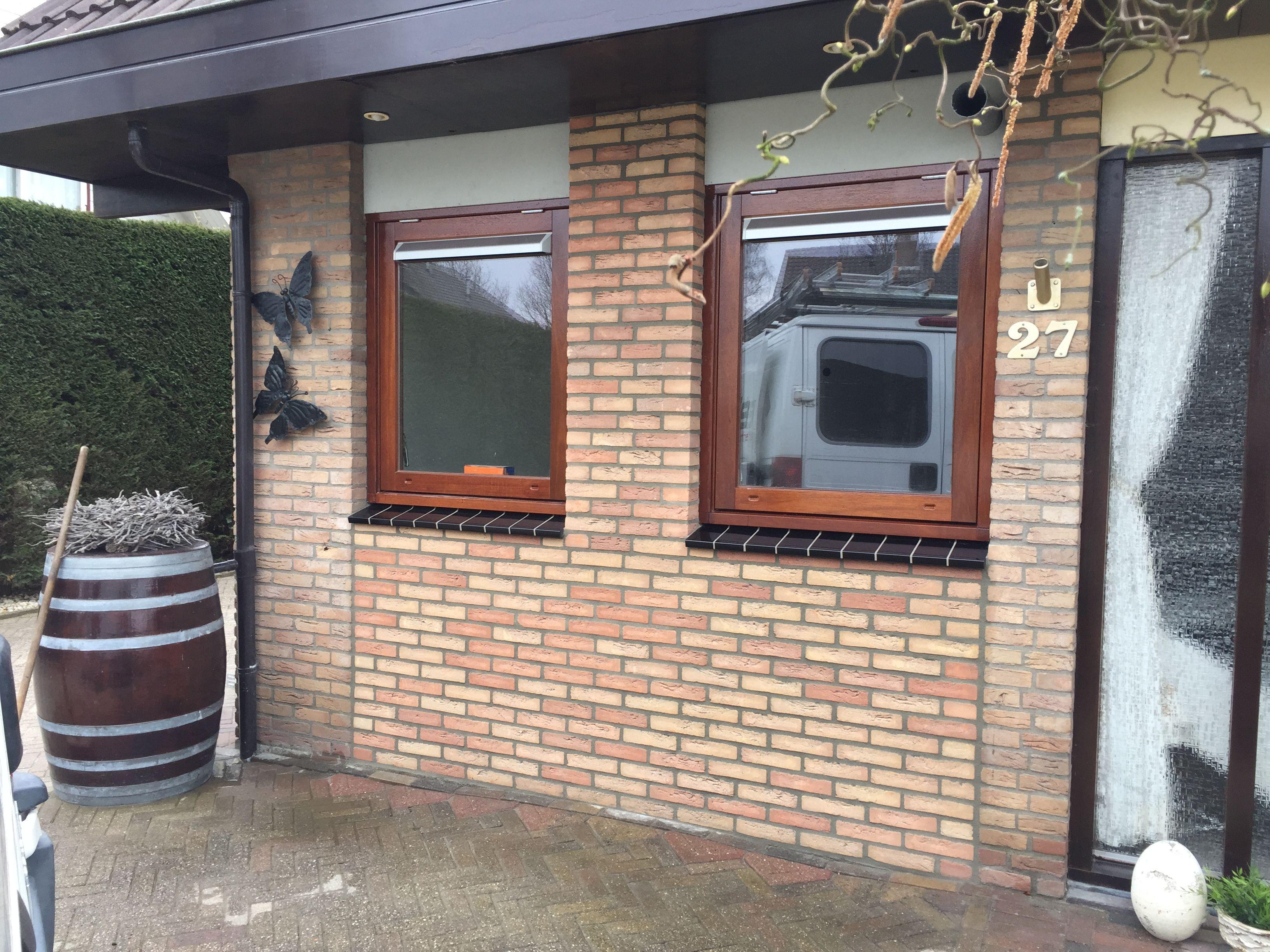 Verbouw garage tot slaapkamer Fam Koning