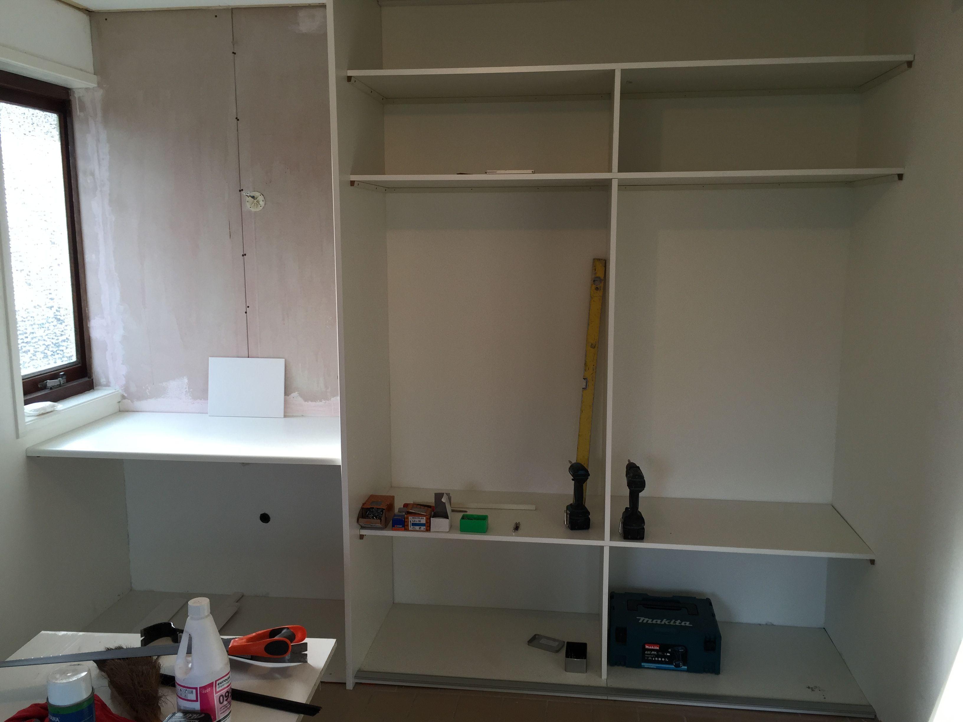 Verbouw garage tot slaapkamer Fam Koning   KorelzingaKorelzinga